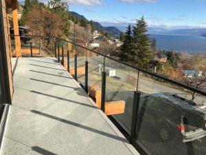 Glass Railings Kelowna